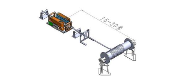 电缆敷设机